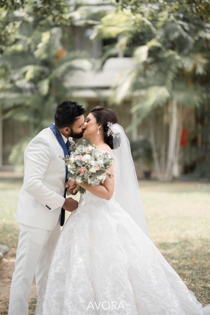 My Amazing Green Wedding by Hilton Colombo - 015