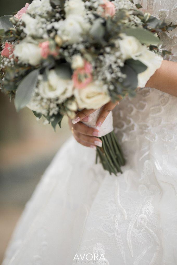 My Amazing Green Wedding by Hilton Colombo - 006