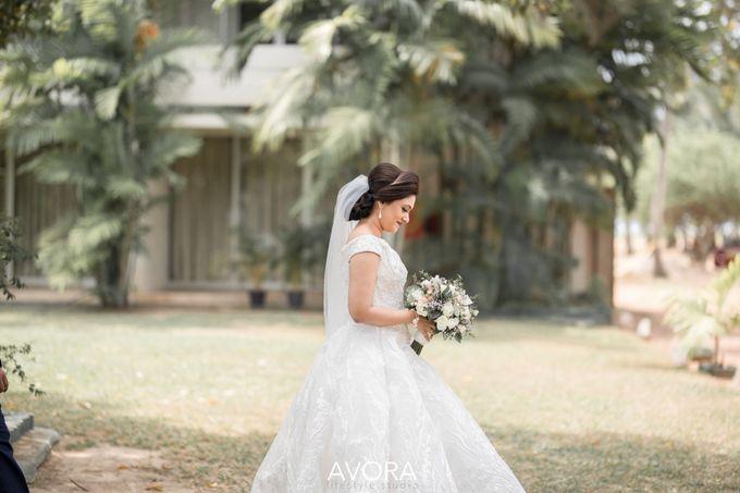 My Amazing Green Wedding by Hilton Colombo - 021