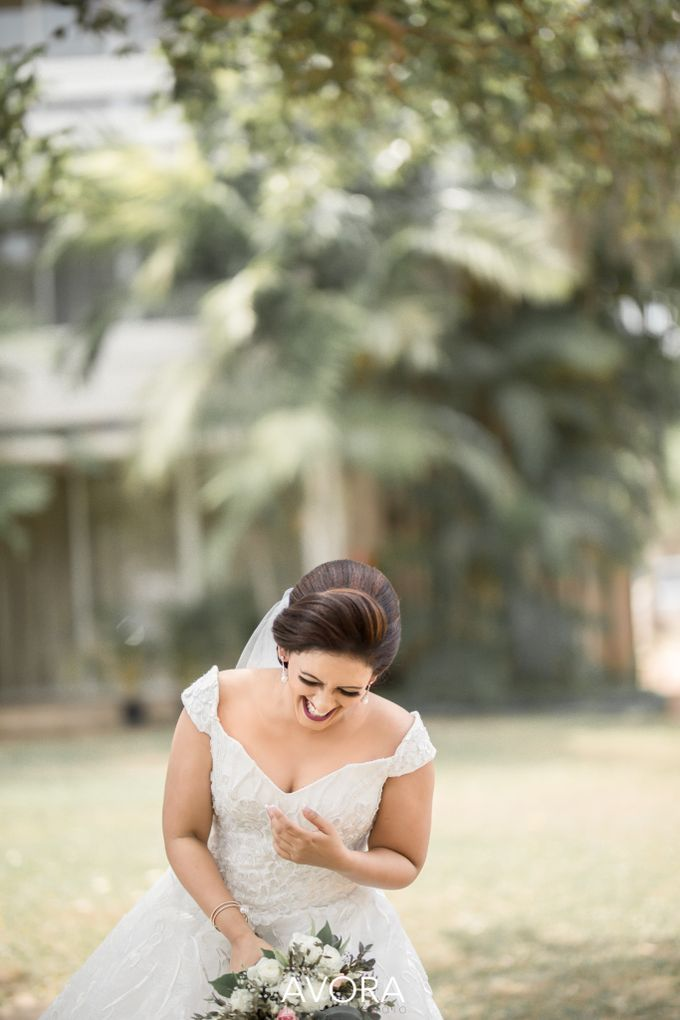 My Amazing Green Wedding by Hilton Colombo - 008
