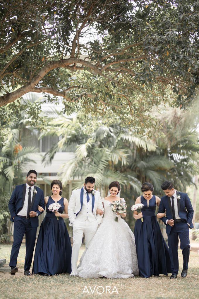 My Amazing Green Wedding by Hilton Colombo - 009