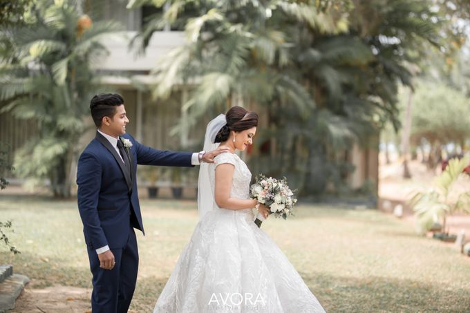 My Amazing Green Wedding by Hilton Colombo - 025