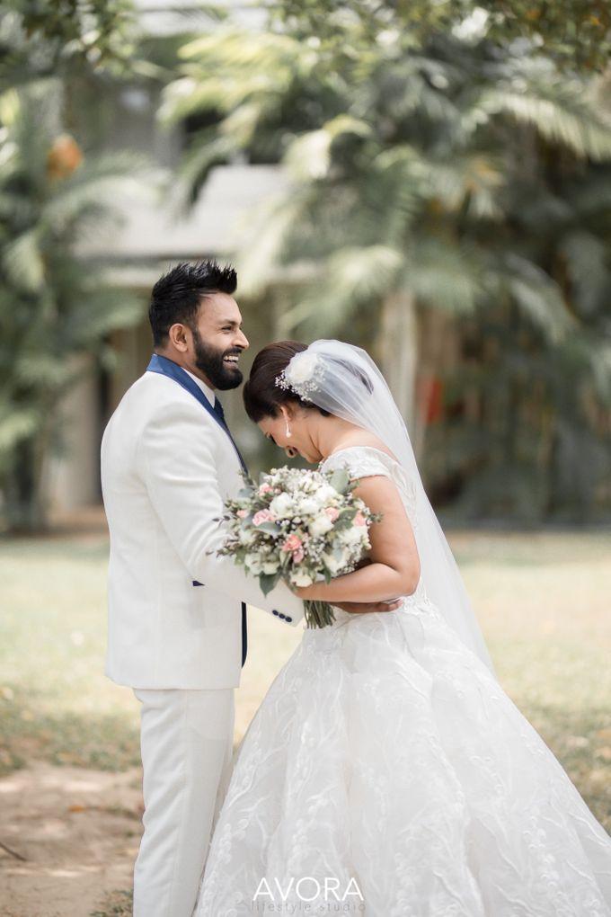My Amazing Green Wedding by Hilton Colombo - 027