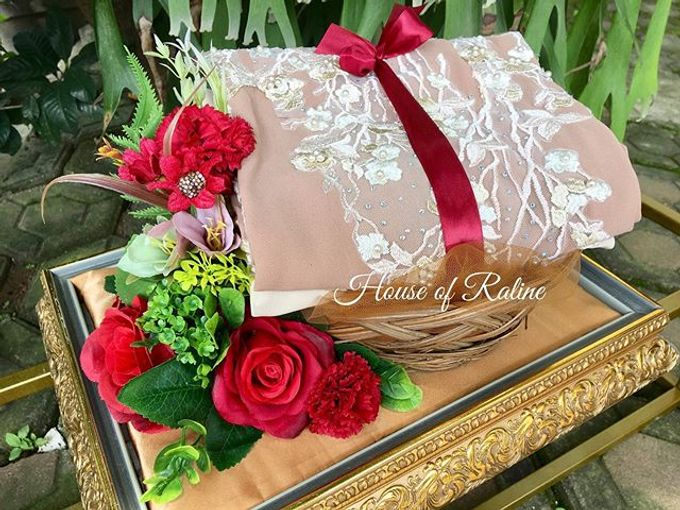 Red Roses by House of Raline Wedding Hampers - 002