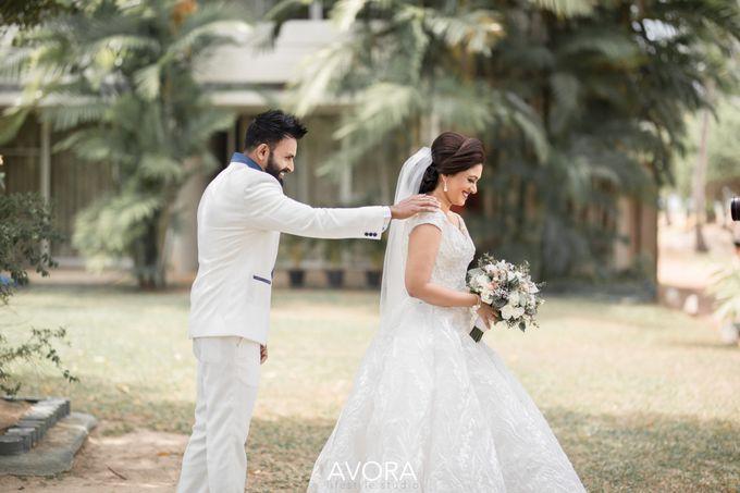My Amazing Green Wedding by Hilton Colombo - 028