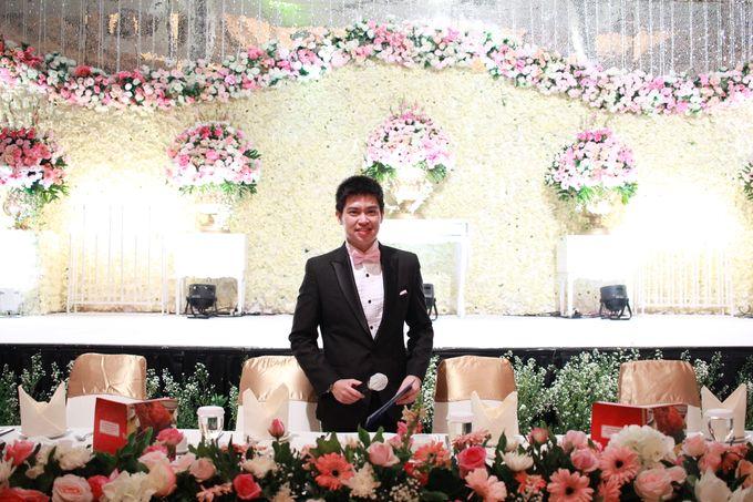 Anthony Stevven MC Wedding SunCity Jakarta by KEYS Entertainment - 005