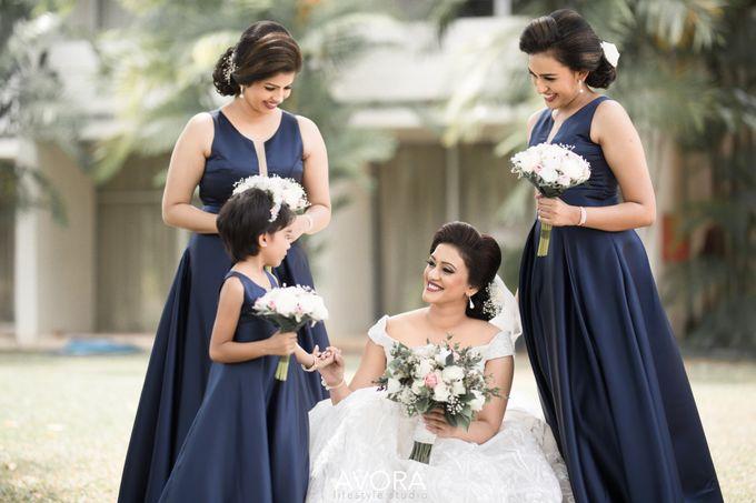 My Amazing Green Wedding by Hilton Colombo - 010