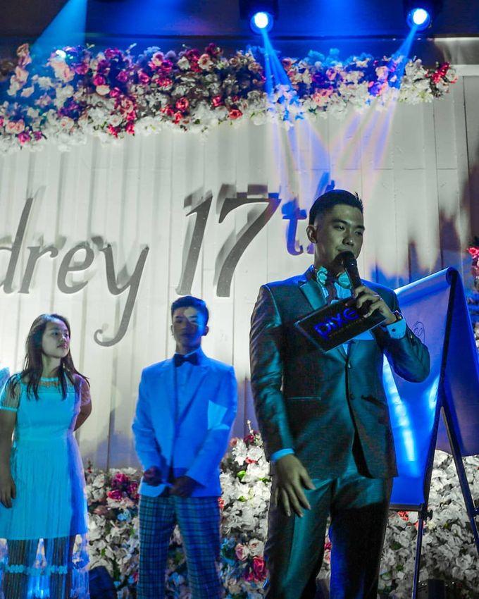 Sweet 17th Bday of AUDREY by Aldo Adela MC & Magician - 001