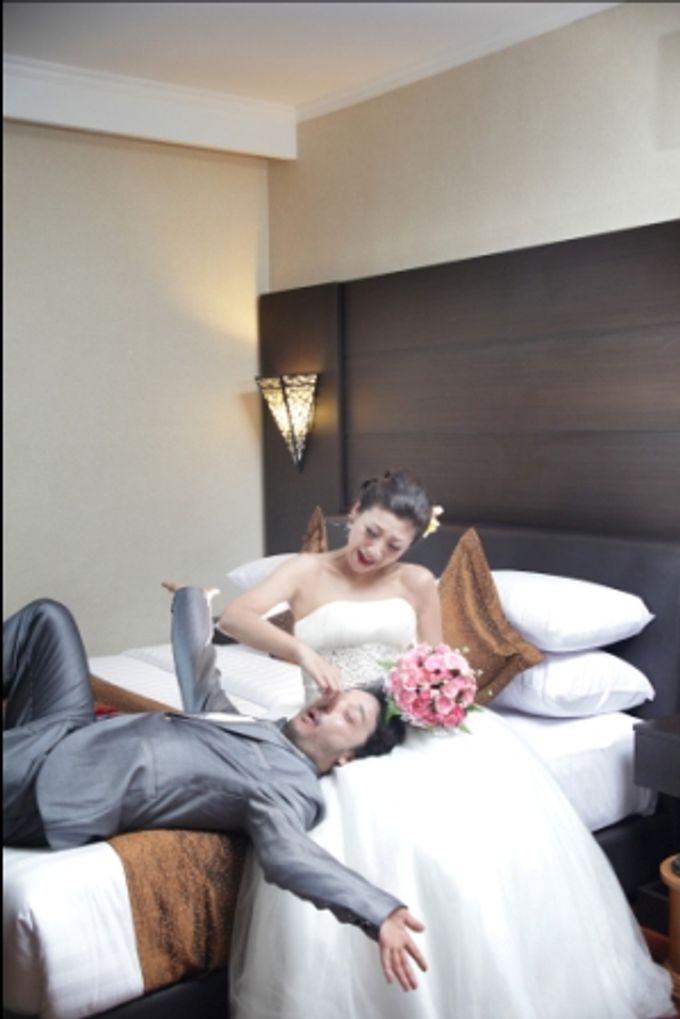 Honeymoon Villa by Flamingo Dewata Chapel and Villas - 004