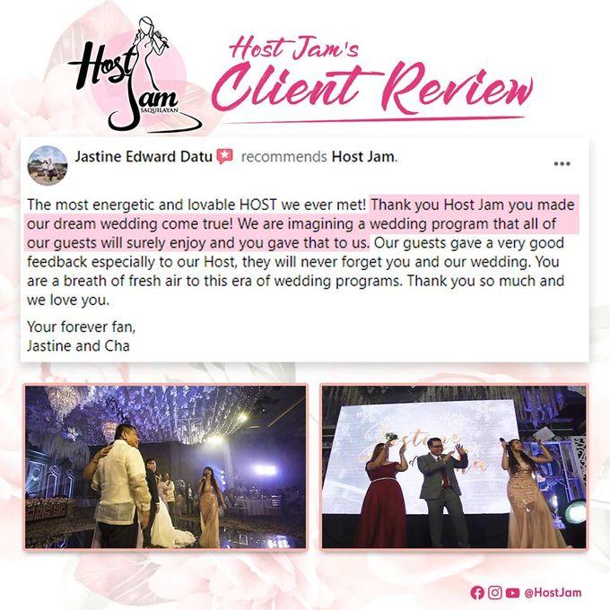 Client Reviews ⭐ by Host Jam - 002