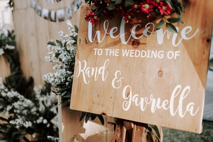 Rand & Gavriella by Astagina Resort Villa & Spa Bali - 018