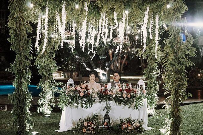 Rand & Gavriella by Astagina Resort Villa & Spa Bali - 006