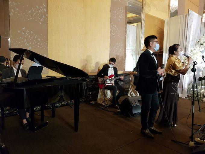 Entertainment Sangjit Hotel Mulia Jakarta by Double V Entertainment by Albert Yanuar - 040