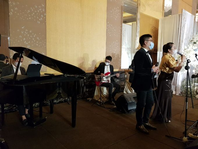 Entertainment Sangjit Hotel Mulia Jakarta by Double V Entertainment by Double V Entertainment - 040