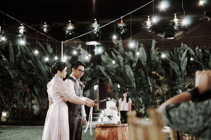 Rand & Gavriella by Astagina Resort Villa & Spa Bali - 008