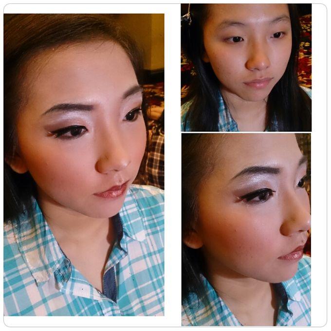 Before After Make up by Monika Sujono Make Up Artist - 039