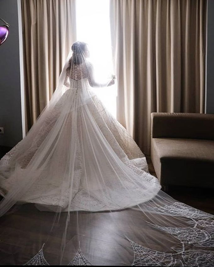Helwis & Nataly by METTA FEBRIYAN bridal & couture - 011