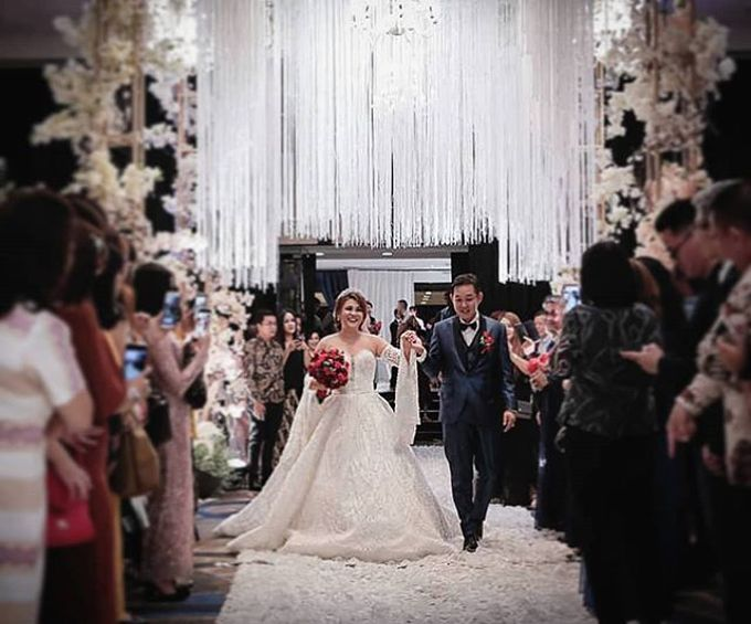 Helwis & Nataly by METTA FEBRIYAN bridal & couture - 008
