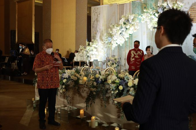 Entertainment Sangjit Hotel Mulia Jakarta by Double V Entertainment by Albert Yanuar - 014