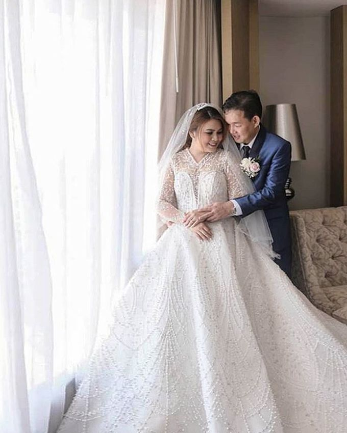 Helwis & Nataly by METTA FEBRIYAN bridal & couture - 006