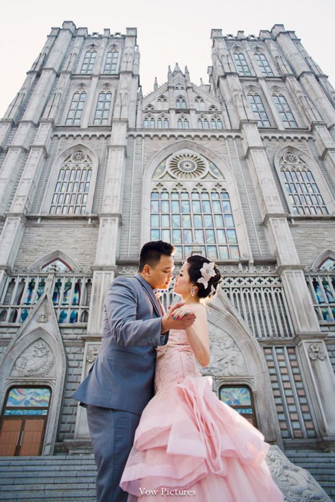 Fated to Love - Eldo and Adel Pre-Wedding by Antony by Vow Pictures - 026