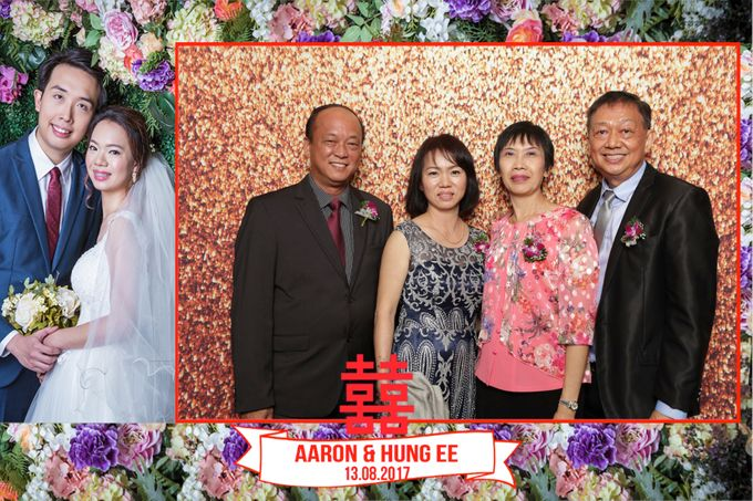 Aaron and Hung Ee Wedding 13082017 by Yvonne Creative Bridal - 004