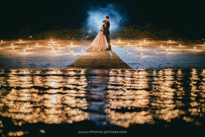 Herman & Vian Prewedding by Chroma Pictures - 012