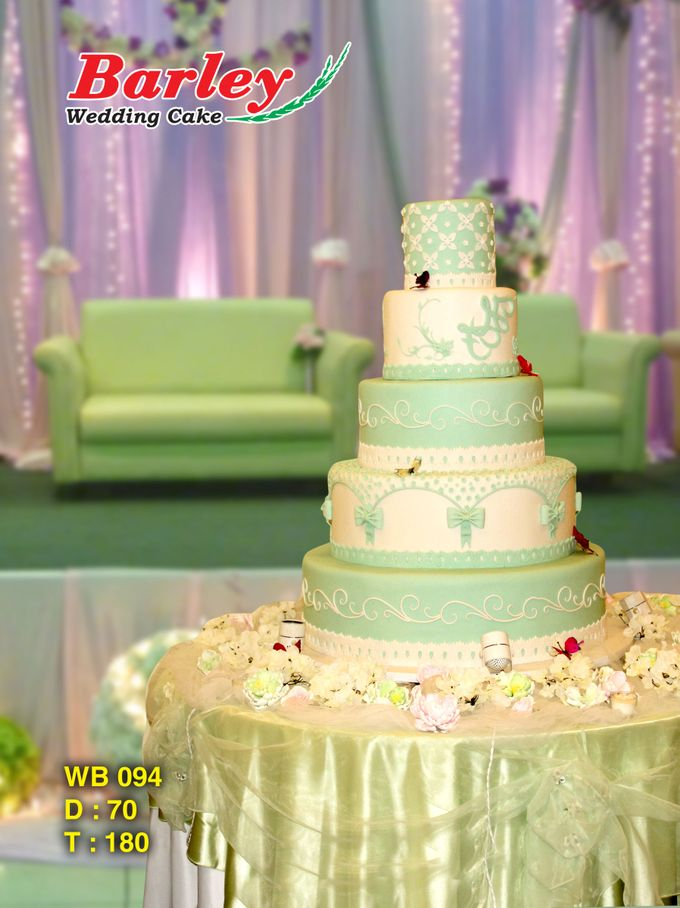 5 Tiers by Barley Cakes - 018