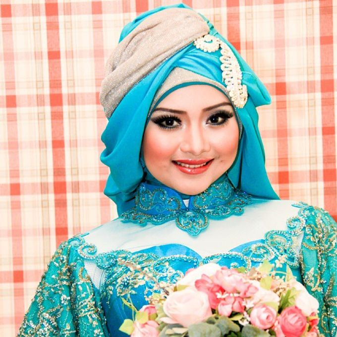 Make Up and Hijab Stylist by OCIE Mua - 010