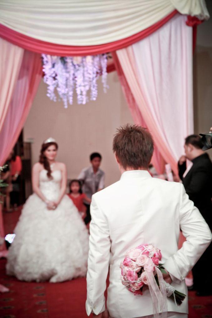 wedding day by Xin-Ai Bride - 057