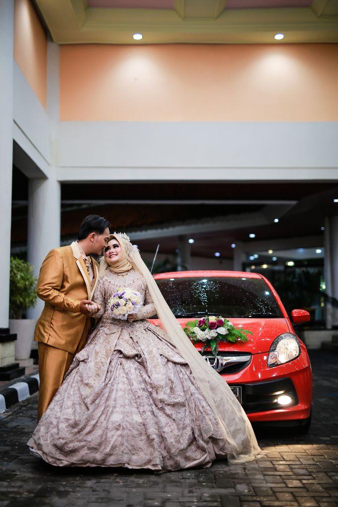 Wedding of Amrina & Farid by Rashdan Planner - 014