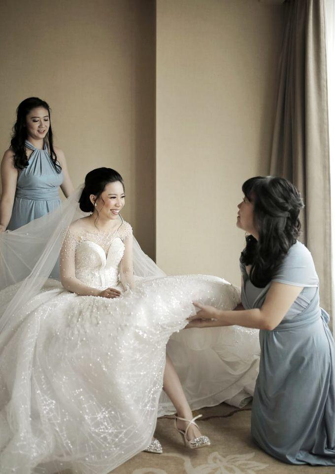 The Wedding of Sung & Mila by Yumi Katsura Signature - 001