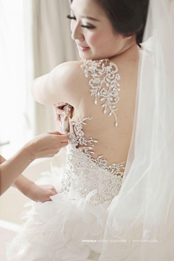 Fendy & Jeany Wedding by fotovela wedding portraiture - 032