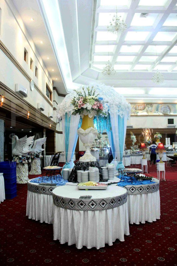 PUSPITA SAWARGI - Blue is the warmest colour. by PUSPITA SAWARGI (wedding and catering service) - 002