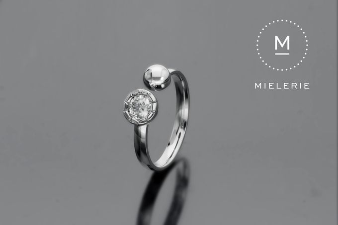 Fashion Ring by MIELERIE - 003