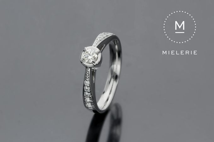 Fashion Ring by MIELERIE - 007