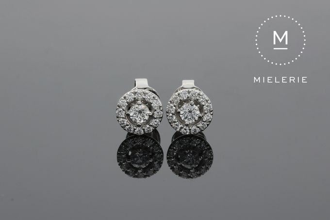 Earrings by MIELERIE - 001