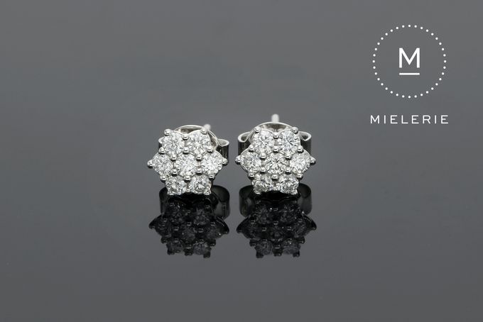 Earrings by MIELERIE - 003