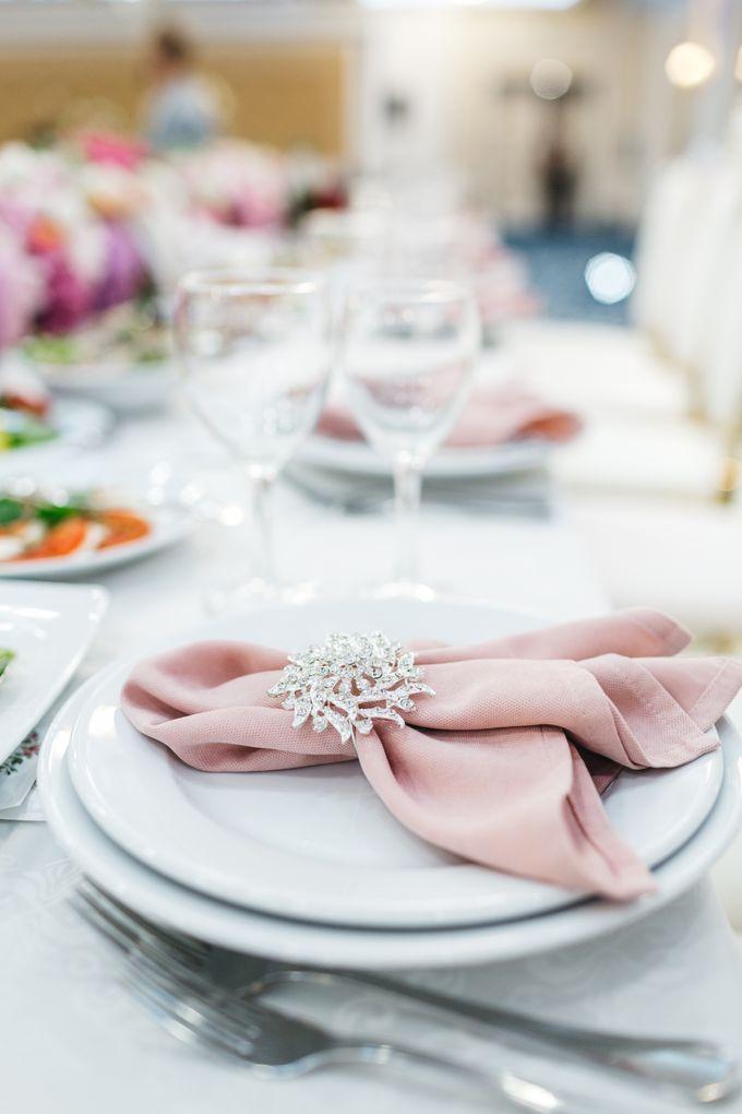 Wedding in Paris by Christian Wedding Planner & Celebrant by Mira Michael - 002