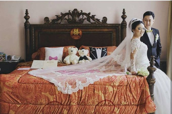 The Wedding of Steven & Juliana by WedConcept Wedding Planner & Organizer - 003