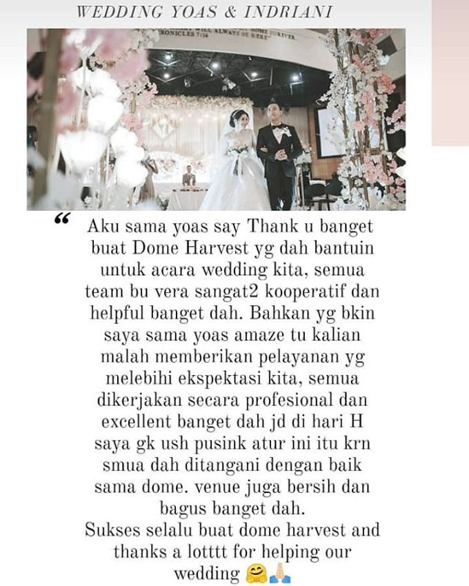 Story of Dome Harvest Lippo Karawaci Tangerang by Dome Harvest - 004