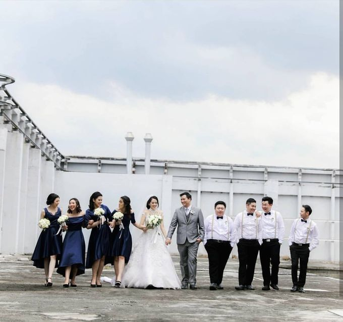The Wedding of Agung & Berta by WedConcept Wedding Planner & Organizer - 003