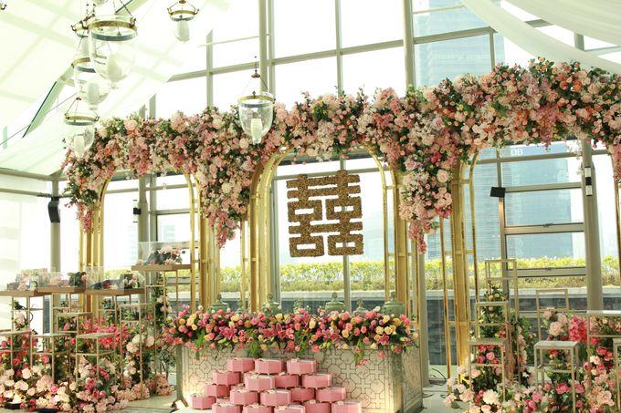 MC Sangjit & MC EngagementnThe Glass Terrace Grand Hyatt Jakarta  By Double V Entertainment by Anthony Stevven - 009