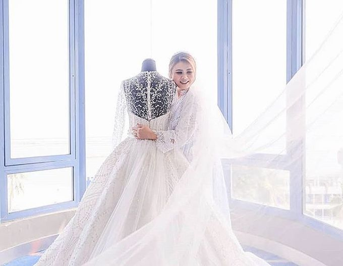 Helwis & Nataly by METTA FEBRIYAN bridal & couture - 013