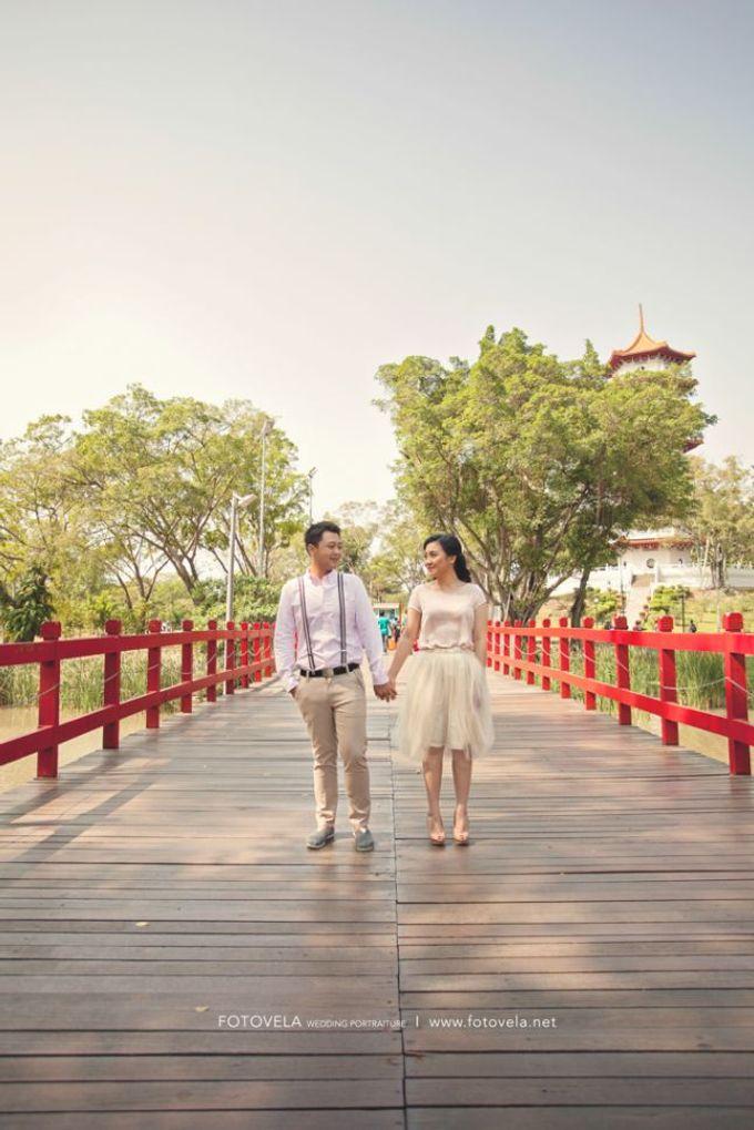 singapore Prewedding Fendy & Jeany by fotovela wedding portraiture - 002