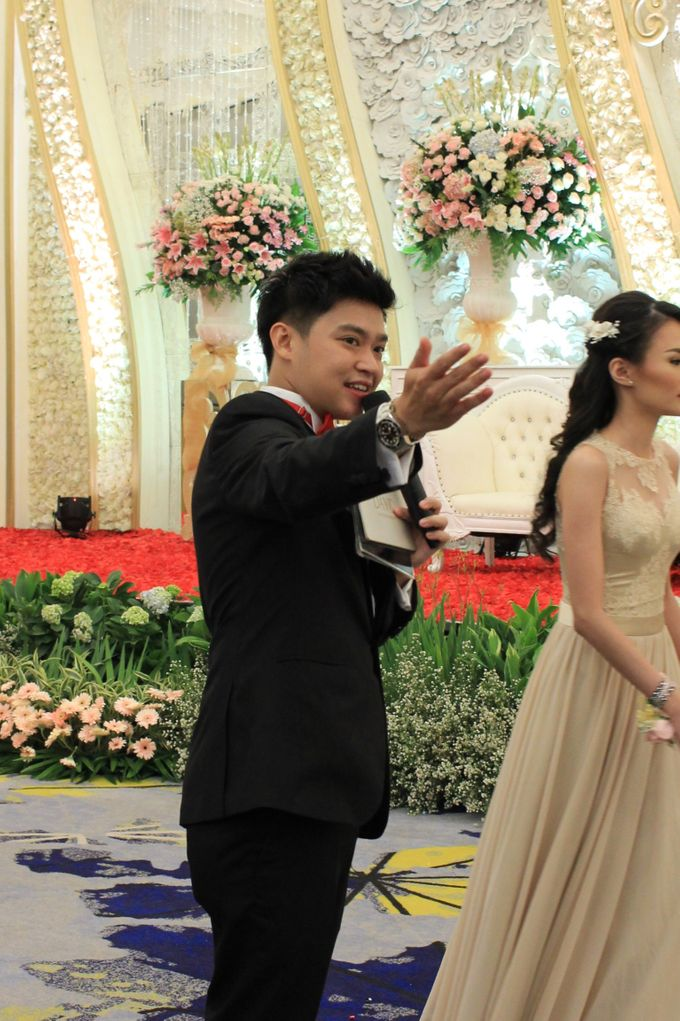 Mc Wedding Menara mandiri  Plaza Bapindo Jakarta - Anthony Stevven by IKK Wedding Planner - 005