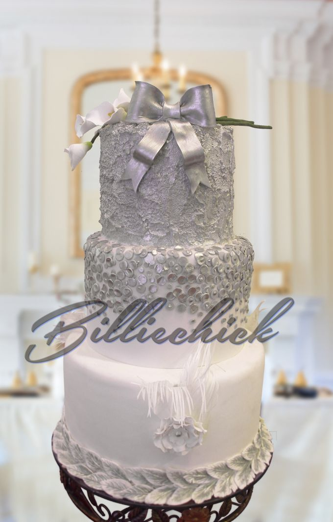 Color of 3 tier by Billiechick Indonesia - 002