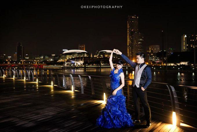 Prewedding Session of Dwipa&Silvia by Okeii Photography - 010