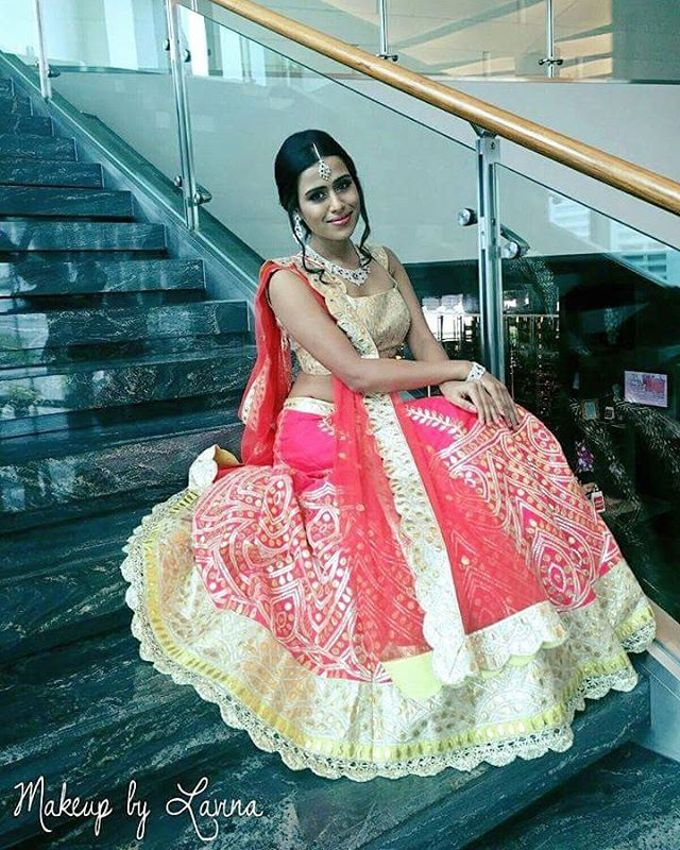 Bridal Makeup by Makeup by Lavina - 011