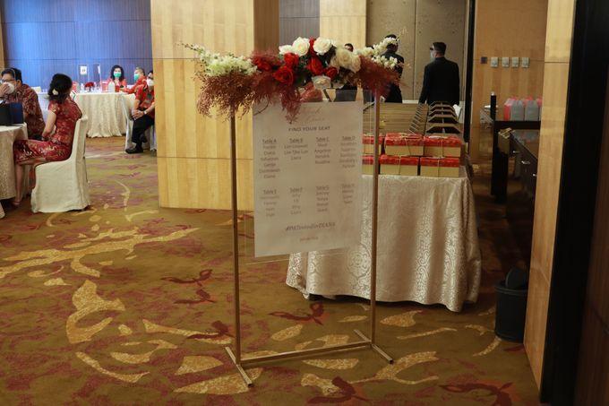 MC Sangjit Hotel Mulia Gerbera Room Jakarta - Anthony Stevven by Anthony Stevven - 015